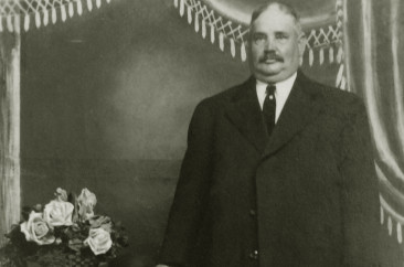 Henry Kraver, circa 1935
