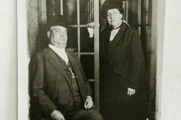 Henry and Ida Kraver, circa 1932