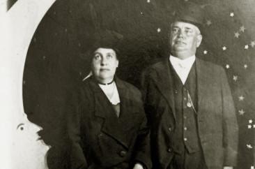Henry and Ida Kraver, circa 1930