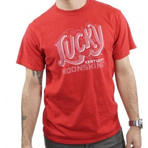 Lucky Kentucky Moonshine Tee