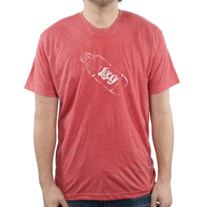 Lucky Moonshine Red Bottle Tee